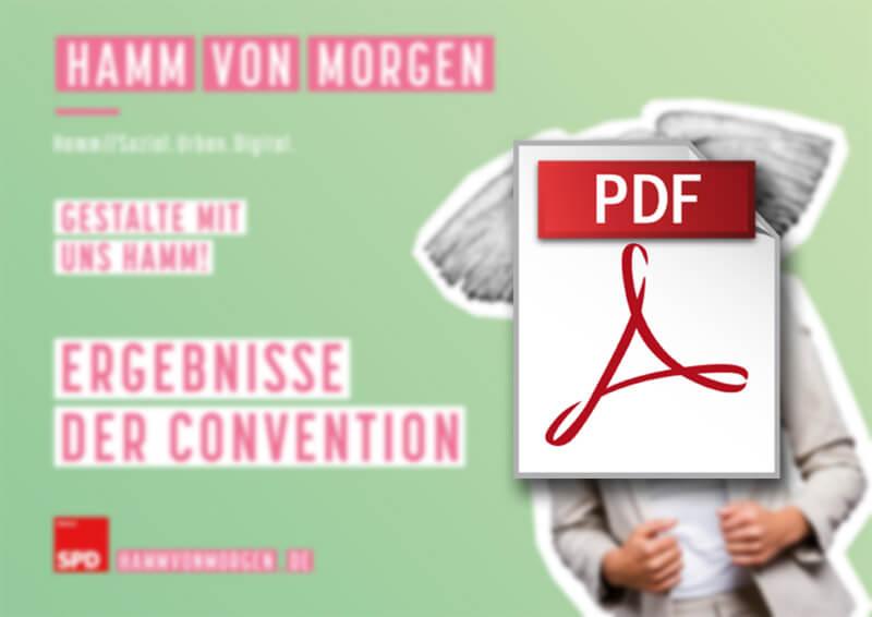 Convention//Ergebnisse