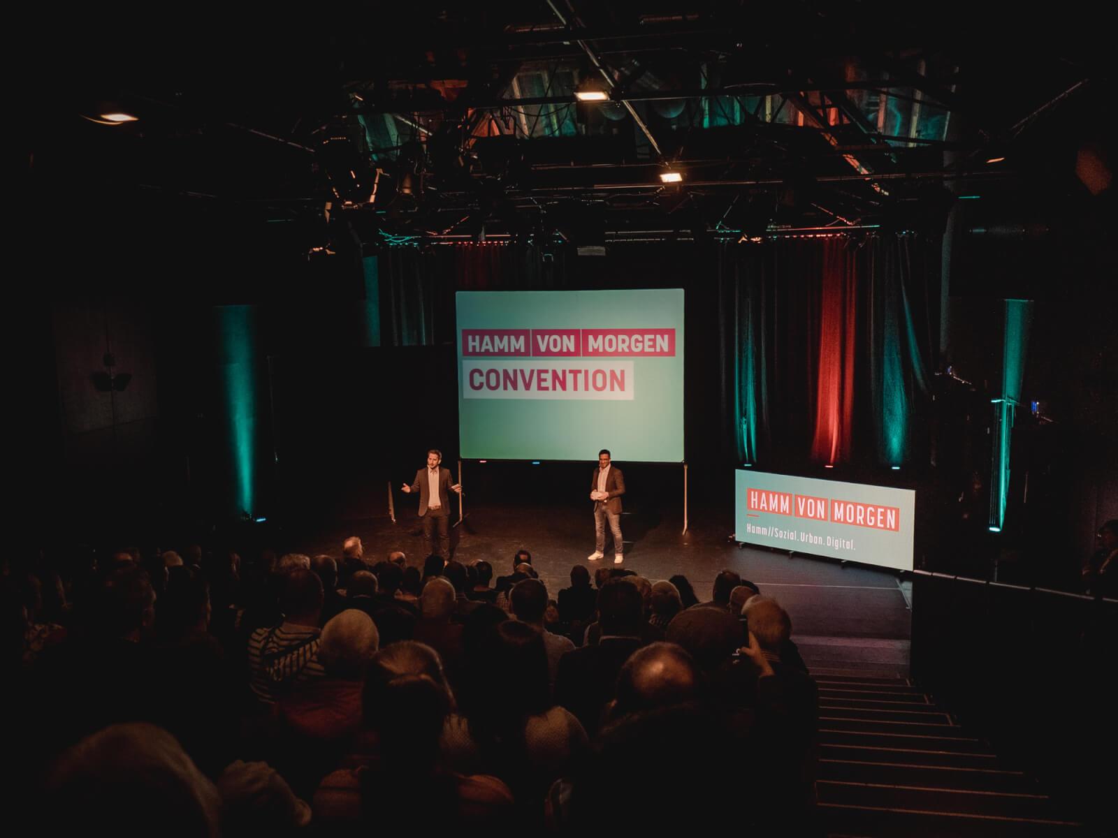 Convention//Fotogallerie